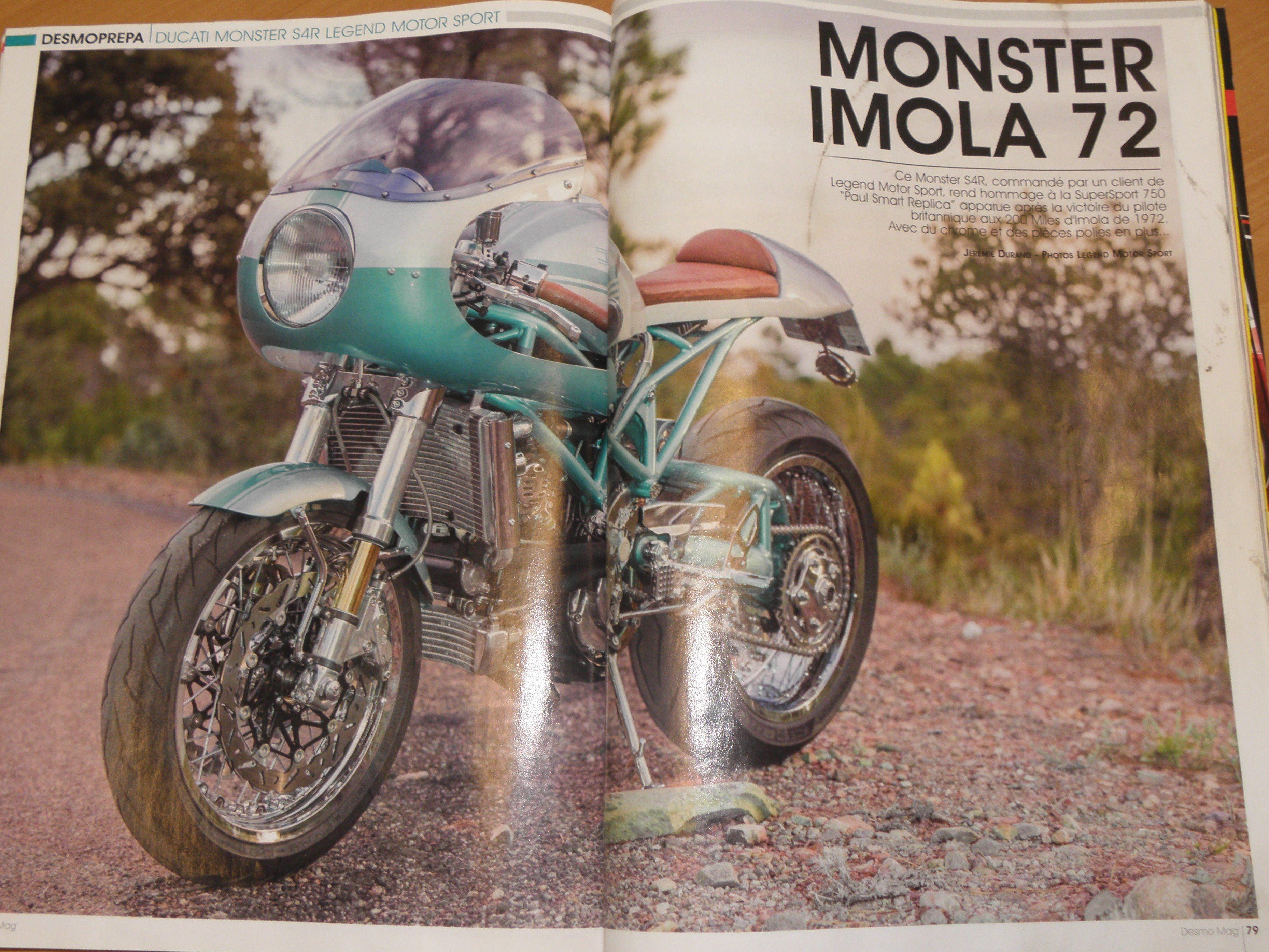 Desmo Magazine n°92