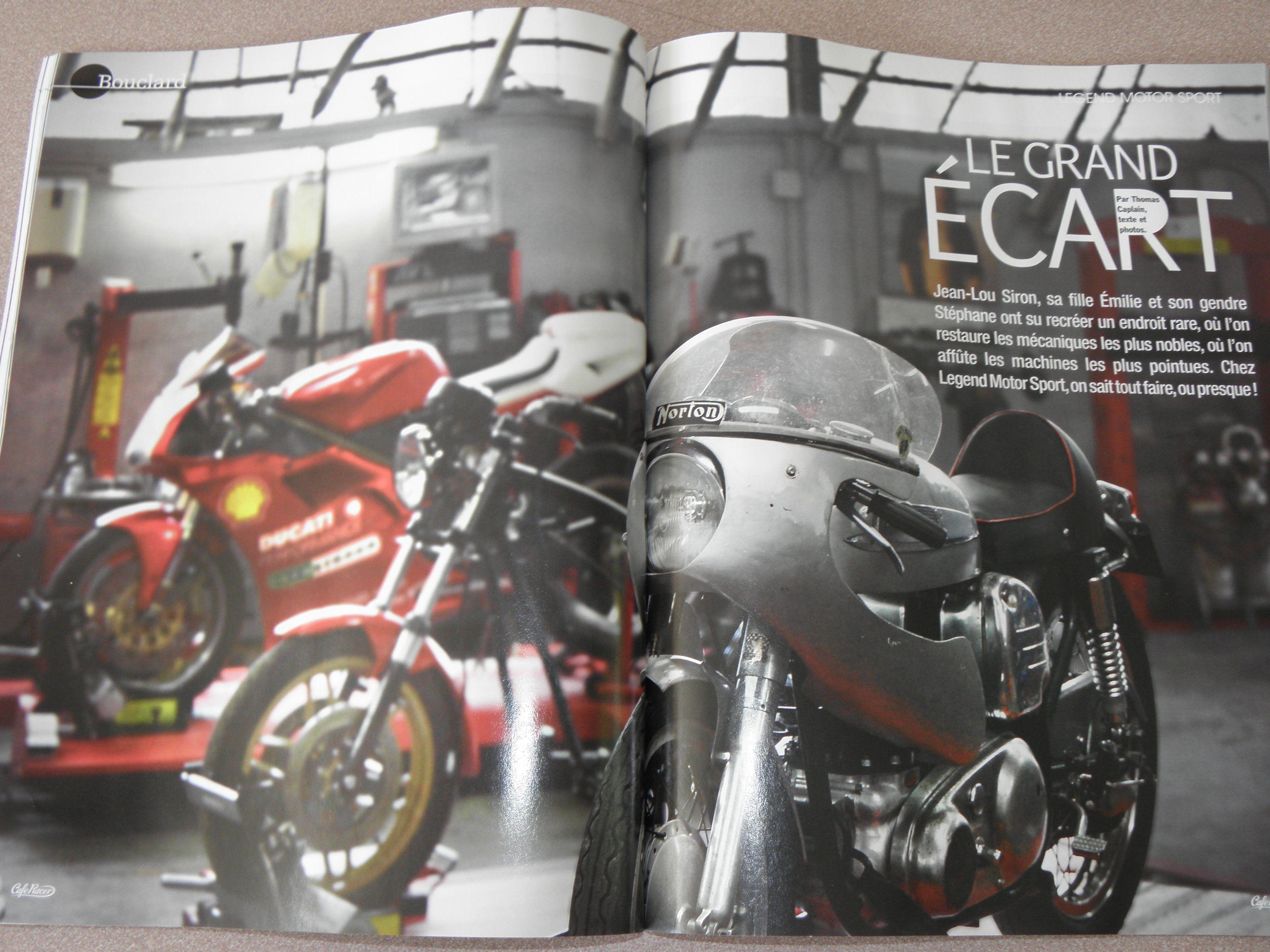 Café Racer n°64