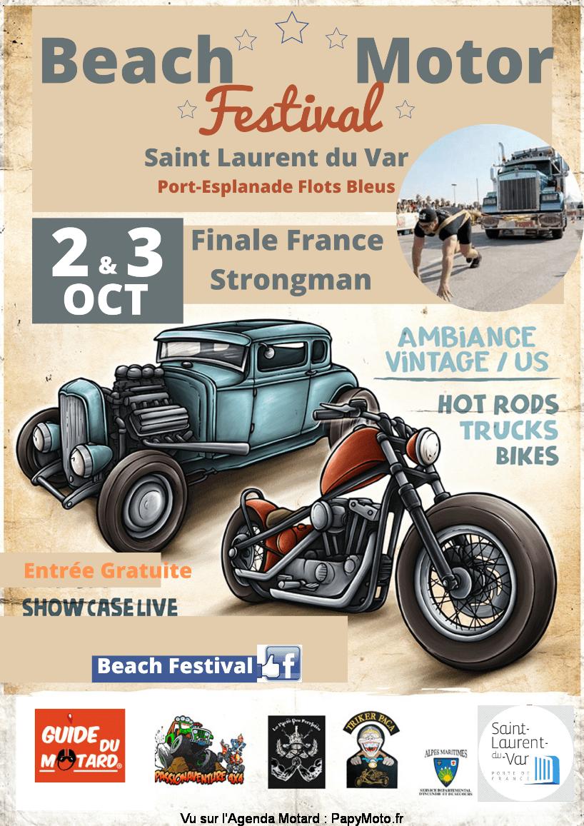Beach motor Festival – Saint Laurent du Var (06)